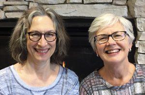 Lisa and Sue NAT Coordinators